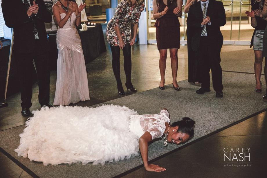 Fairmont Wedding - Art gallery Wedding - Luxury Wedding - Winter Wedding - Sean + Su-78