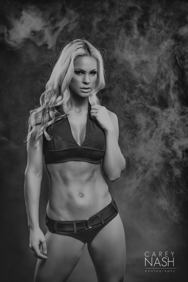 Carey Nash -  Claire Rae - Fitness Photography