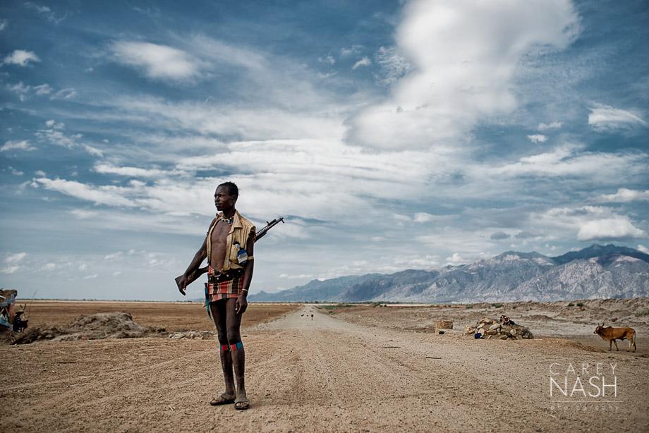 omo valley - hamer tribe - mursi - turmi - rift valley - africa - ethiopia