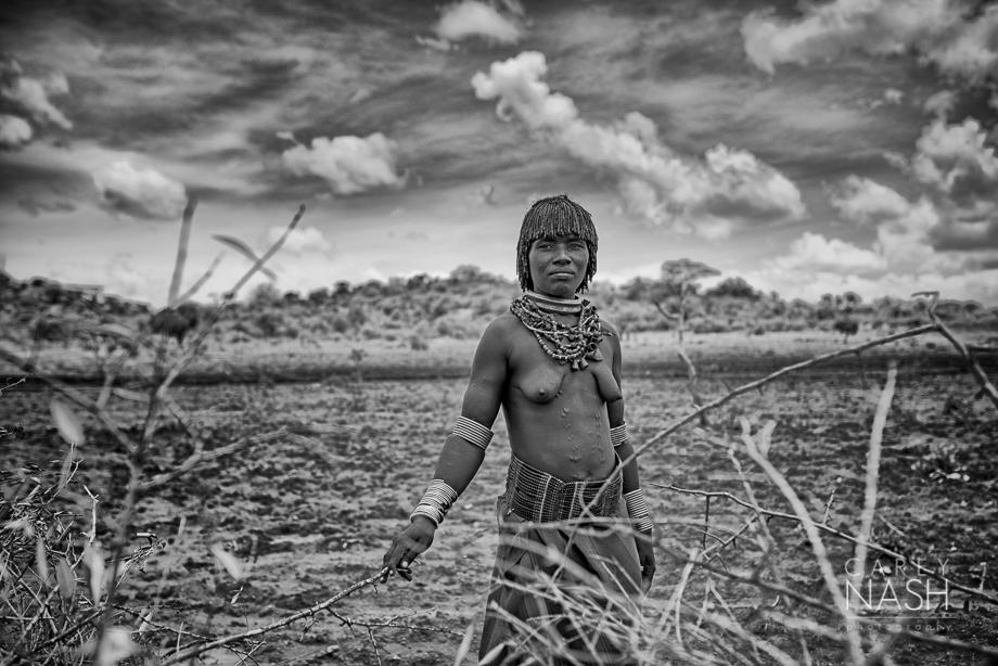 Ethiopia - Omo Valley - Mursi Tribe-18