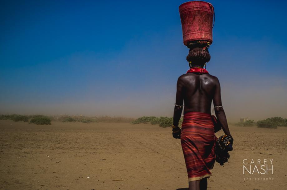Ethiopia - Omo Valley - Mursi Tribe-2