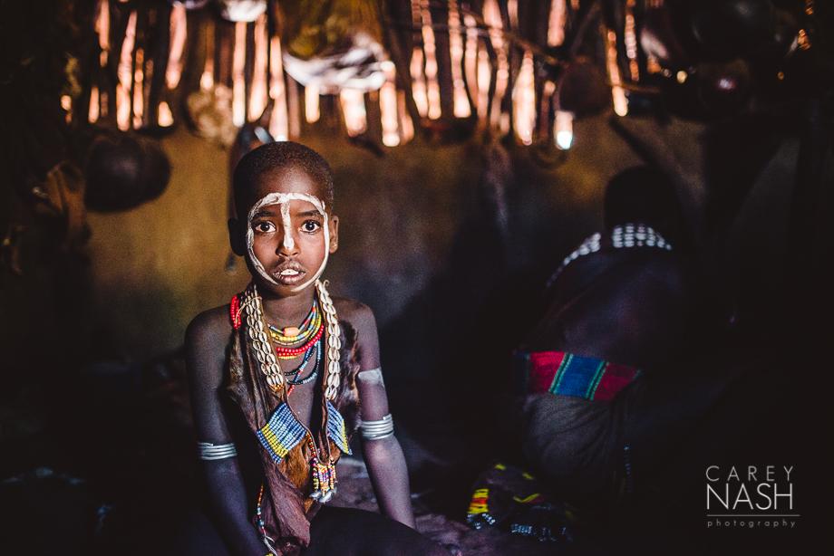 Ethiopia - Omo Valley - Mursi Tribe-20