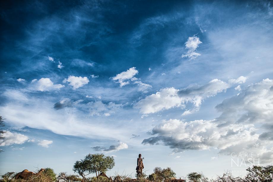 Ethiopia - Omo Valley - Mursi Tribe-22