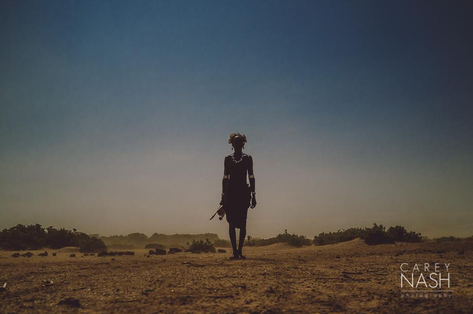 Ethiopia - Omo Valley - Mursi Tribe-3