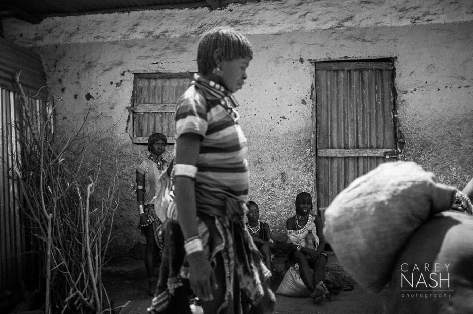 Ethiopia - Omo Valley - Mursi Tribe-4