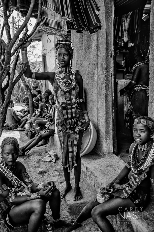 Ethiopia - Omo Valley - Mursi Tribe