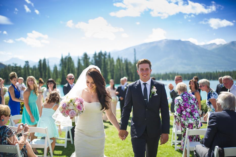 Jasper Park Lodge Wedding - Jasper Wedding - Lauren and Nate-2