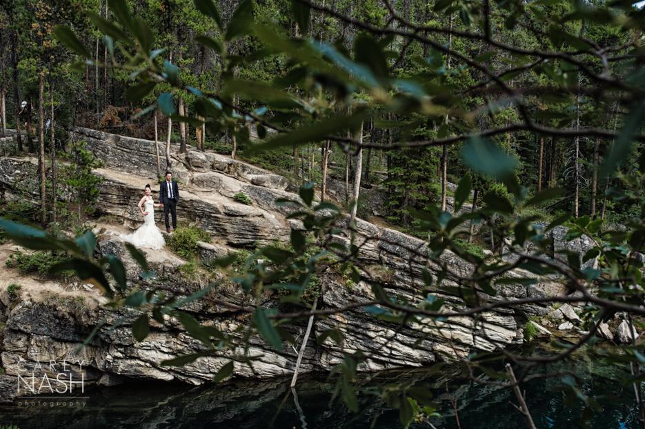 Jasper Park Lodge Wedding - Jasper Wedding - Lauren and Nate-3