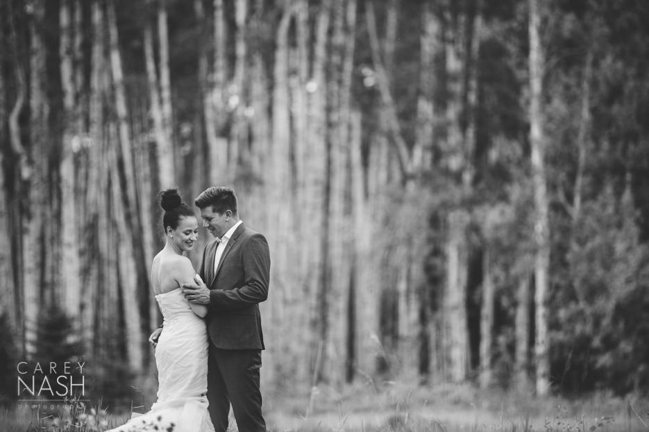 Jasper Park Lodge Wedding - Jasper Wedding - Lauren and Nate-4