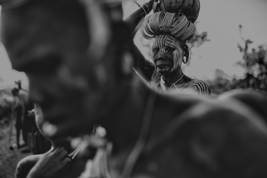Ethiopia Backpacking - Africa Fine Art Photography - Omo tribes-10