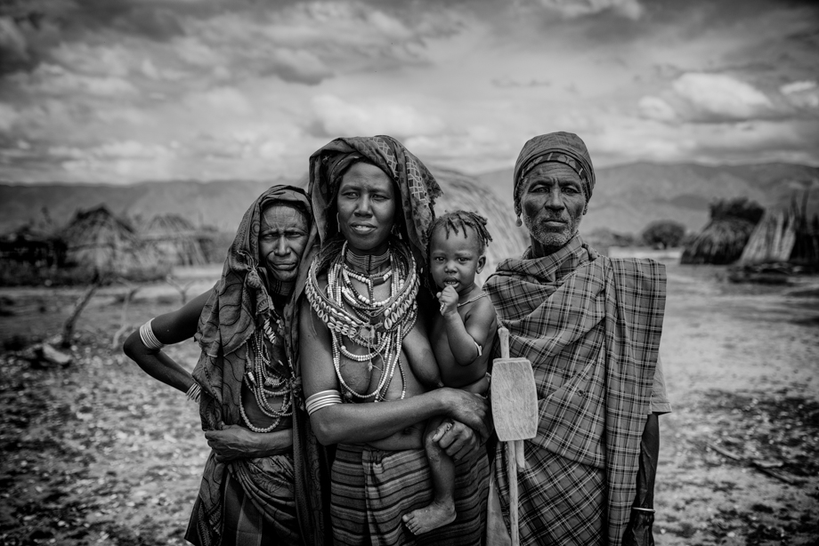 Ethiopia Backpacking - Africa Fine Art Photography - Omo tribes-4