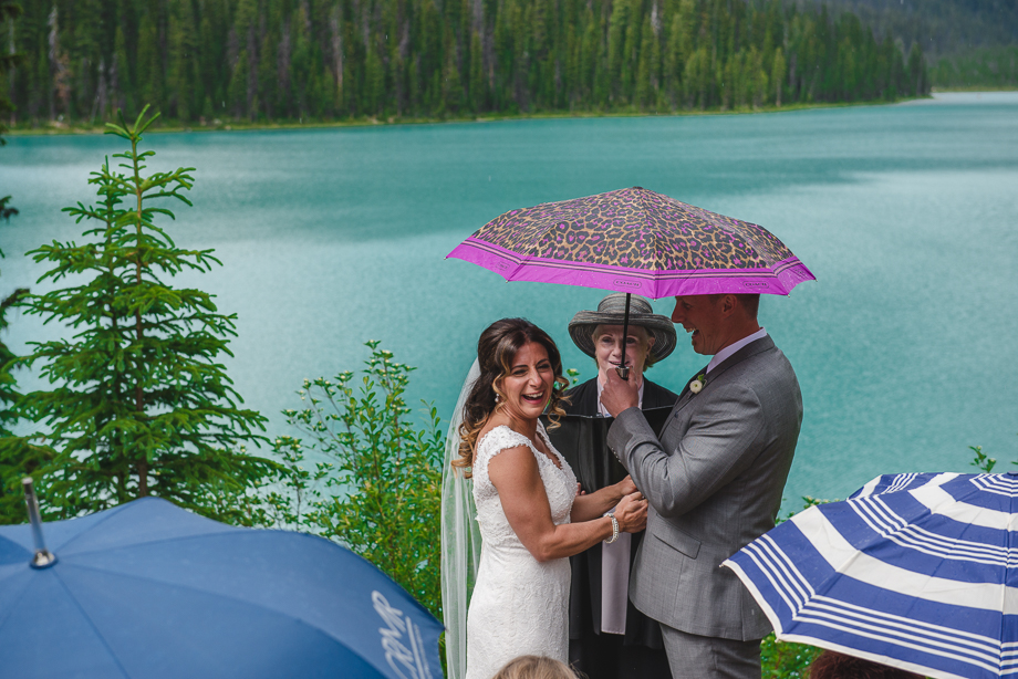 Emerald Lake Wedding - Helicopter wedding - Carey Nash (29 of 42)