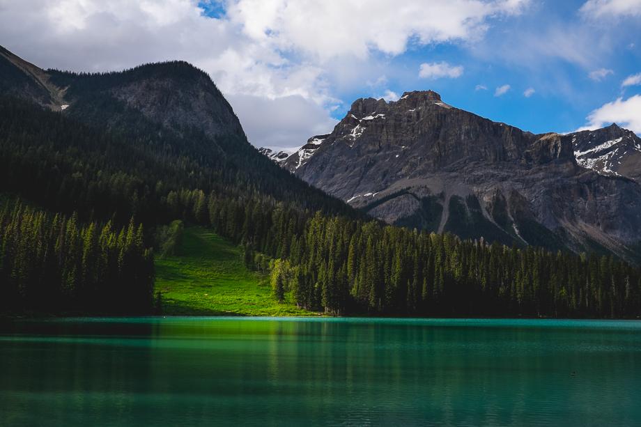 emerald lake wedding - Peyto Lake wedding  (2 of 6)