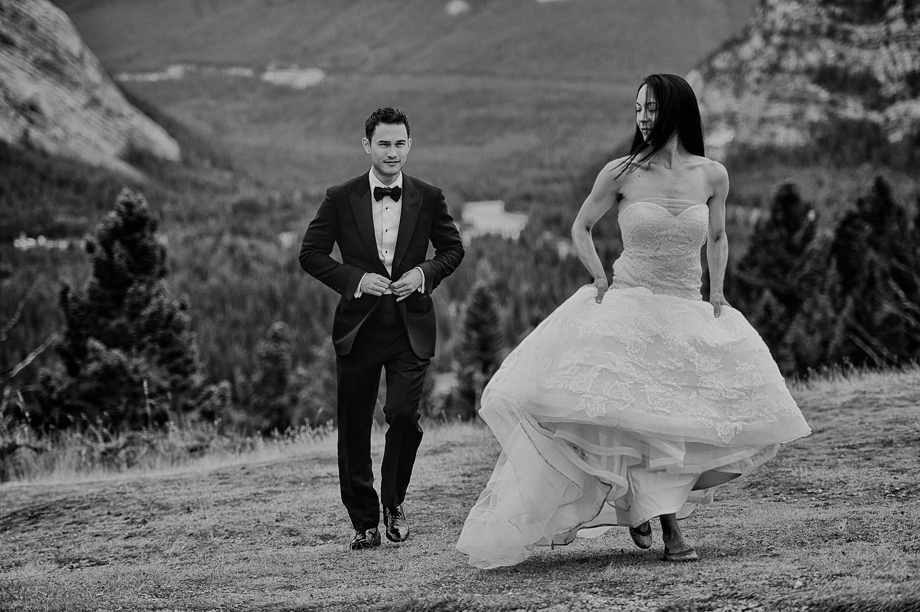 Banff Springs Hotel Wedding _ luxury Wedding - Destination Weding - Lynn Fletcher (43 of 48)