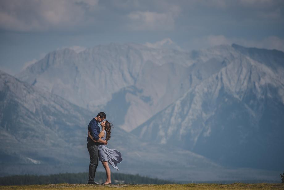 Banff Engagement Session - Luxury Wedding (2 of 10)