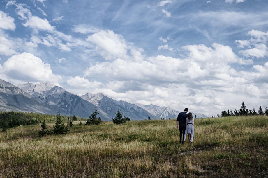 Banff Engagement Session - Luxury Wedding (3 of 10)