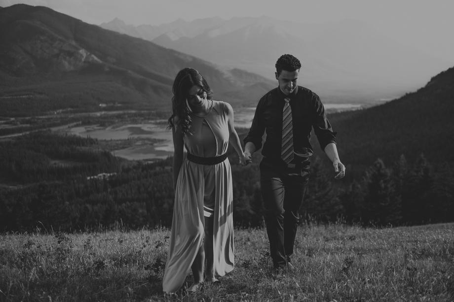Banff Engagement Session - Luxury Wedding (6 of 10)