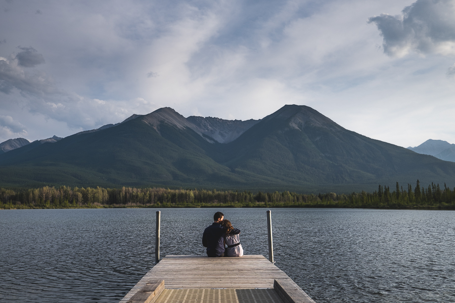 Banff Engagement Session - Luxury Wedding (8 of 10)