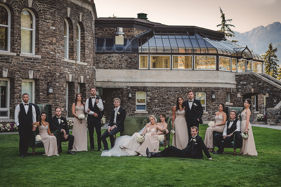 Banff Springs Wedding - Banf Wedding - Luxury Wedding - Destination Weding - Fairmont Wedding (25 of 69)