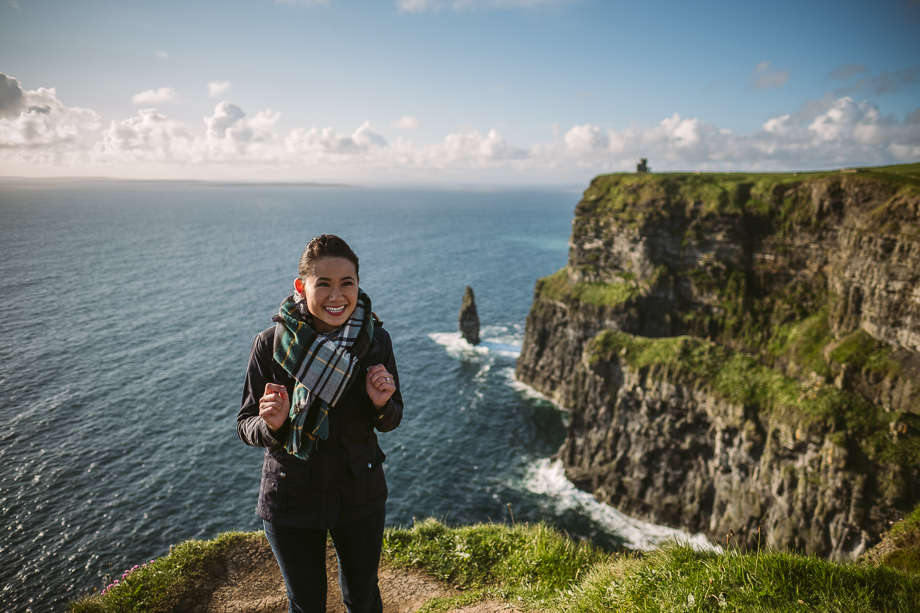 Ireland Engagement Session - Cliffs of Moher (21 of 32)