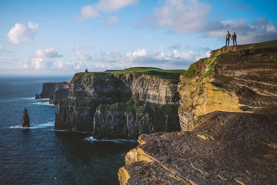 Ireland Engagement Session - Cliffs of Moher (23 of 32)