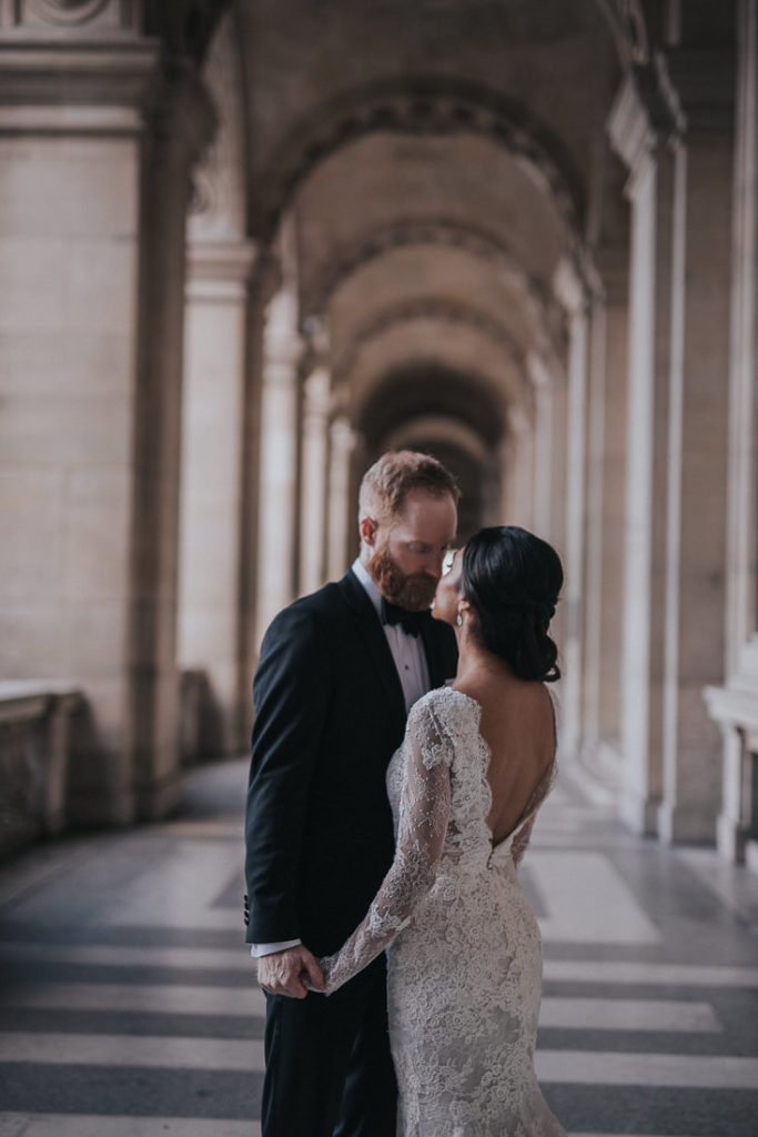 intimate wedding photo europe