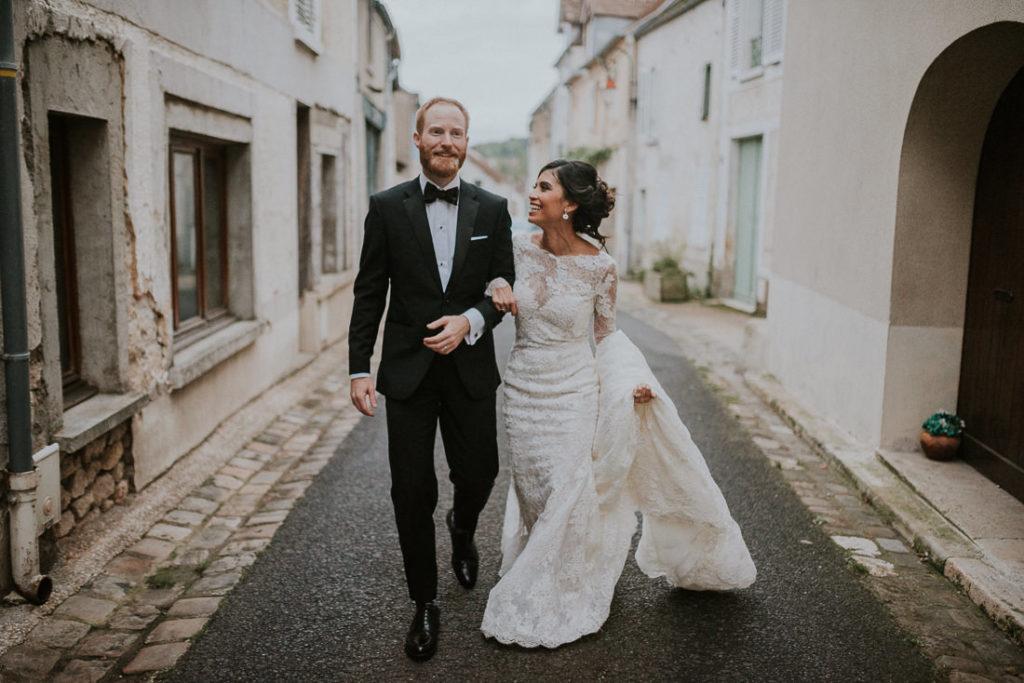 Wreck the Wedding Dress France