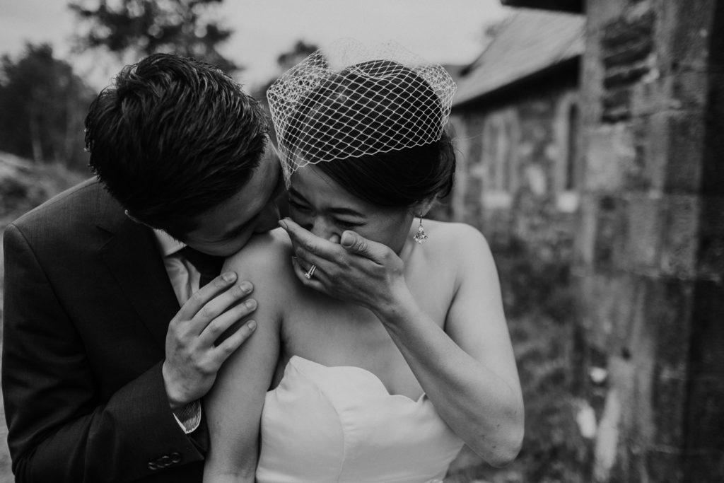 amazing candid wedding
