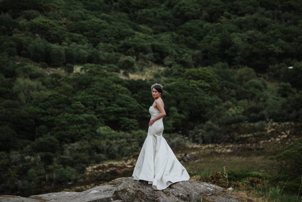 bride in Europe