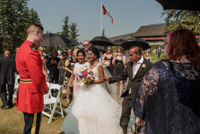 stunning wedding in jasper