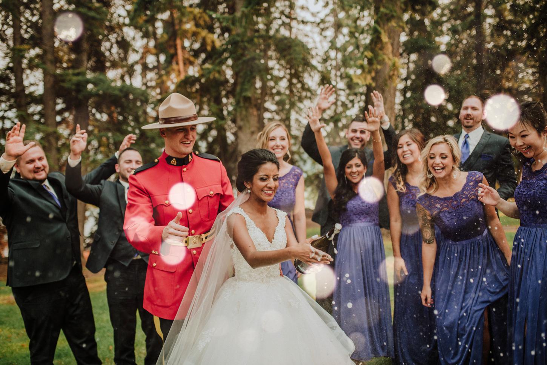 champagne bride pop