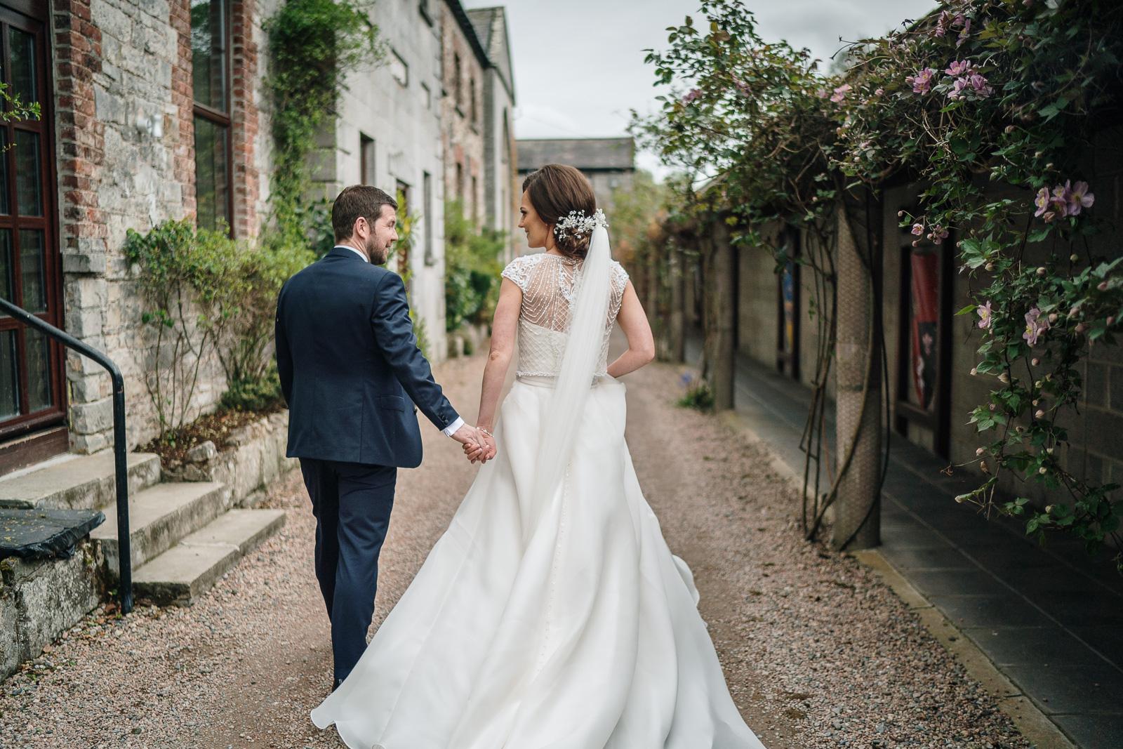 wedding at cabra castle