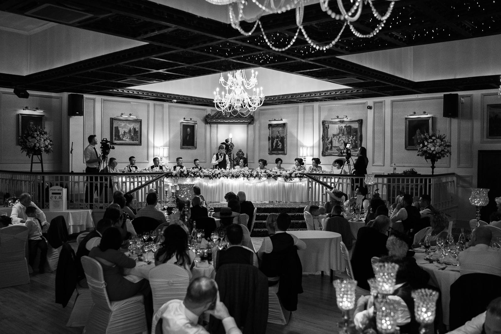 cabra castle reception