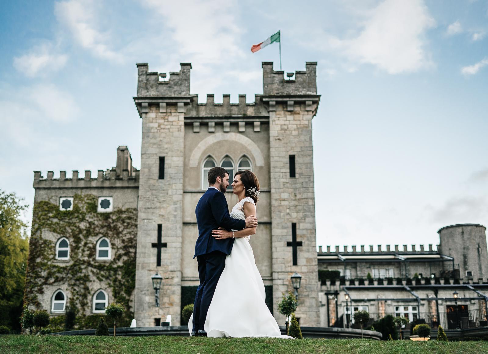 The luxury Cabra Castle wedding