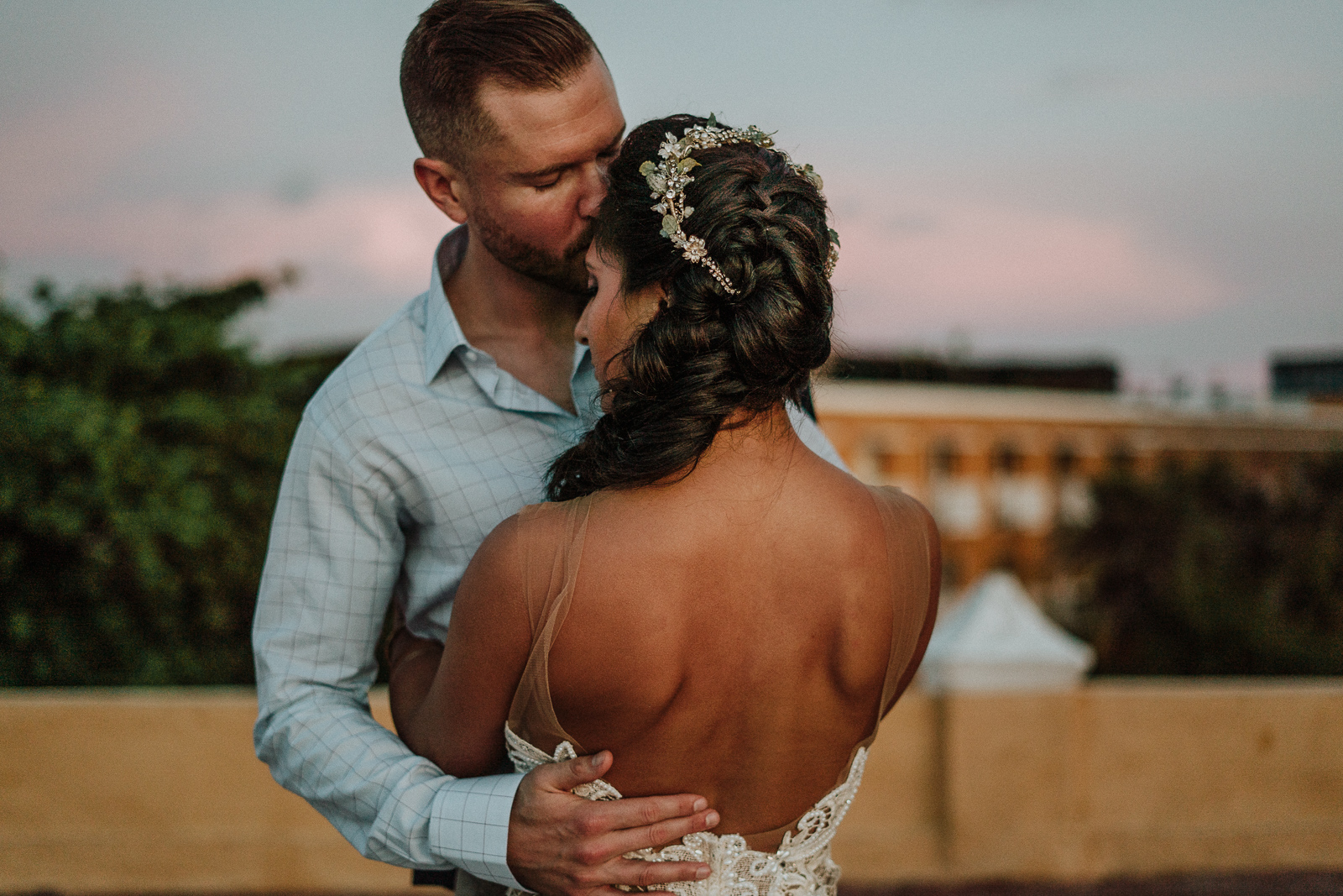 intimate wedding and elopement in cartagena
