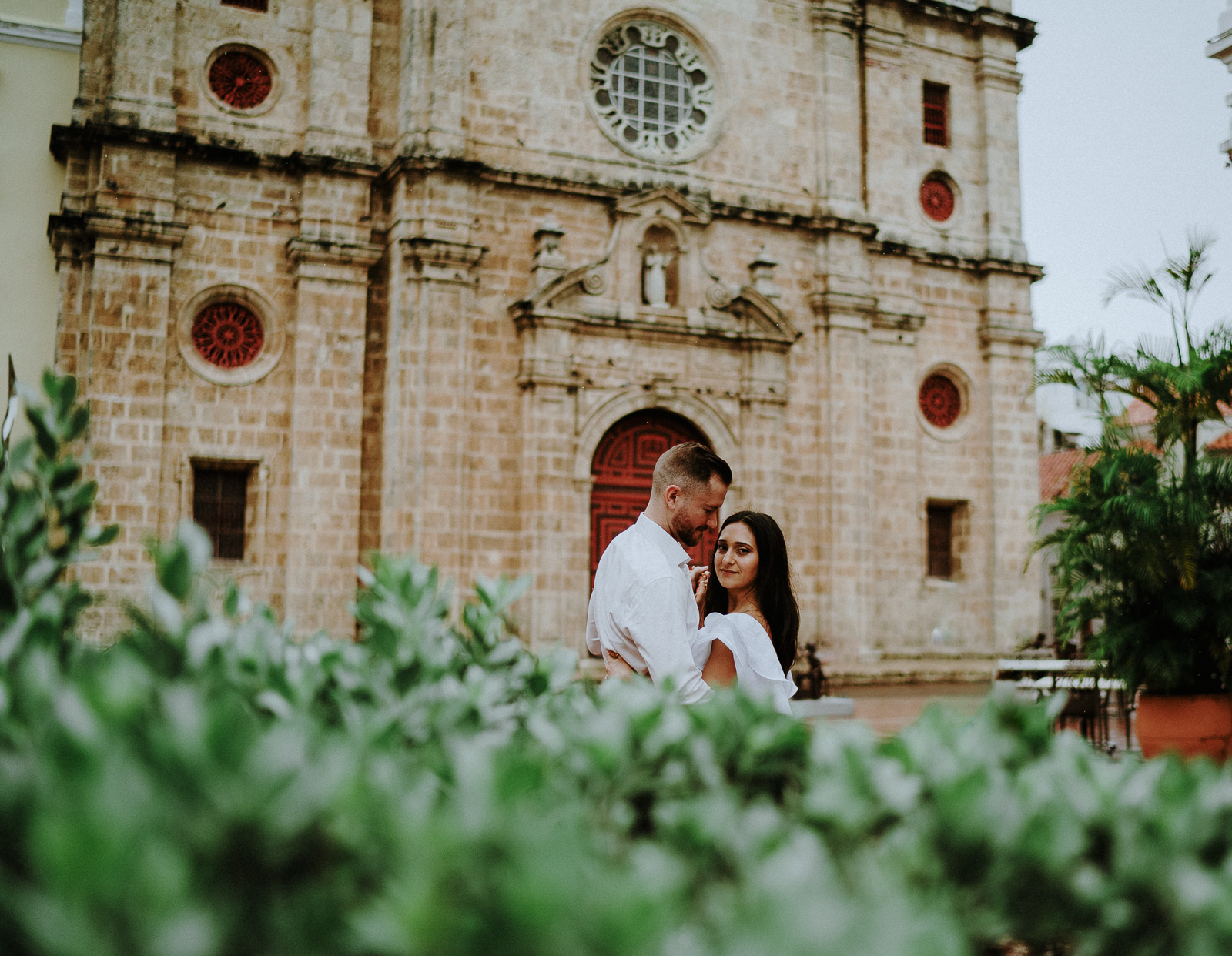 elopement in south america