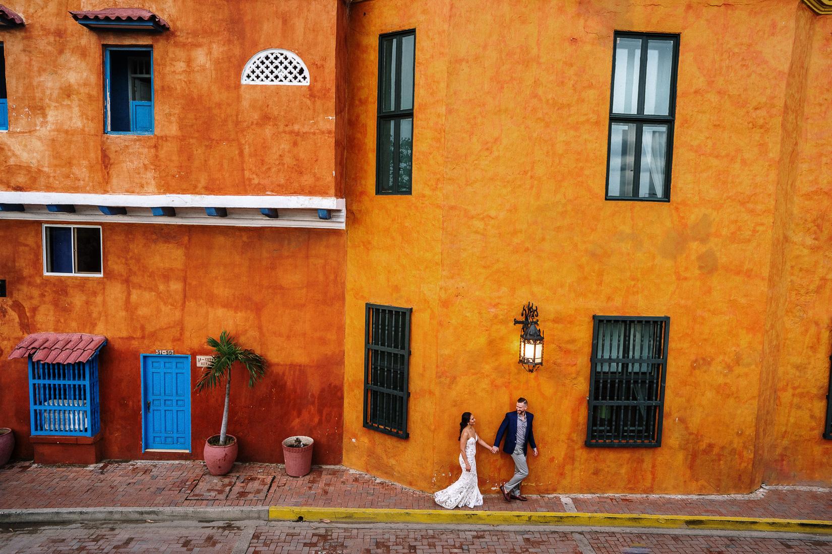 Colombia wedding