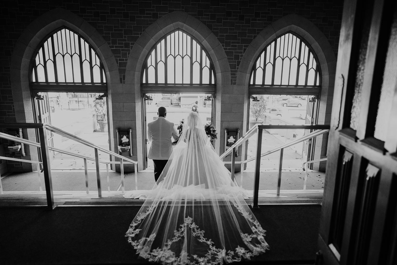 Fairmont wedding in Edmonton